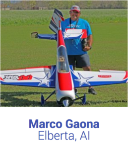 Team Pilot_Marco Gaona